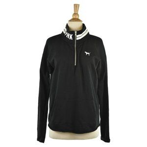 Pink Pullovers SM Black